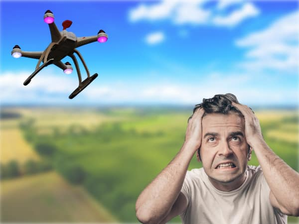4 Basic Mistakes Made by New Drone Operators