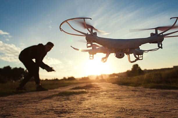 a beginner's overview of drones