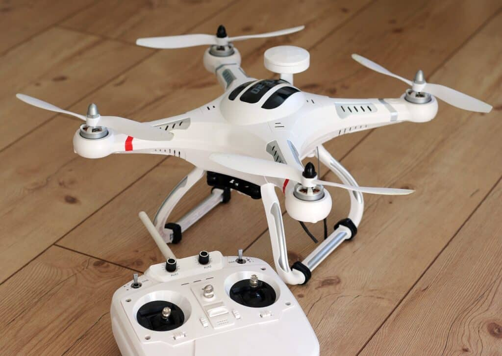 Knowing How Drones are Controlled